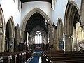 All Saints, Turvey, nave looking east - geograph.org.uk - 1199826.jpg