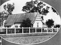 All Saints Chapel, known as the Bush Brotherhood of St Paul, Charleville, 1933.jpg