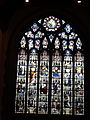 All Saints church, Kingston upon Thames (stained glass) 01.JPG