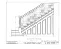 Alling House, 1012 Broad Street, Newark, Essex County, NJ HABS NJ,7-NEARK,8- (sheet 4 of 8).png