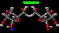 Alpha d deoxyribose