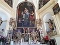 Altare della chiesa di san Giovanni Nepomuceno a Penìa (Moena).jpg