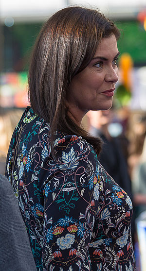 Amanda Lamb - Amanda Lamb at the Pan Premiere