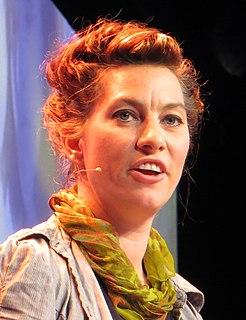 Amanda Palmer American punk-cabaret musician