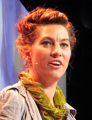 Amanda Palmer - Palmer in 2016