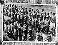 Ambarawa Op 20 september werd de Hollands-Indische school feestelijk geopend. D, Bestanddeelnr 902-4204.jpg
