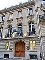 Ambassade d'Estonie en France, 17 rue de La Baume, Paris 8e.jpg