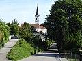 Amberg, MN - Kirchenweg v S, Kirche.jpg