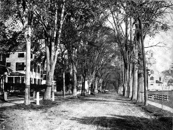 Americana 1920 Dartmouth College - Faculty Avenue.jpg
