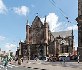 Image illustrative de l'article Nouvelle église d'Amsterdam