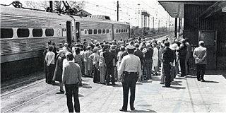 <i>Chesapeake</i> (train) Amtrak passenger train