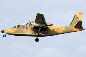 Islamic Republic of Iran Army Aviation - Image: An Aero Commander 690A of IRIAA