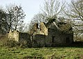 An old farmhouse, ruined - geograph.org.uk - 1053436.jpg
