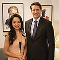 Anastasia Lin and Andrew Hastie MP in Parliamentary Offices 4 December 2018 (DB).jpg