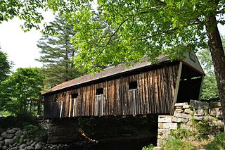 Lovejoy Bridge place in Maine listed on National Register of Historic Places