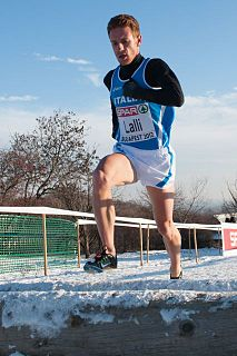 Andrea Lalli Italian long distance runner