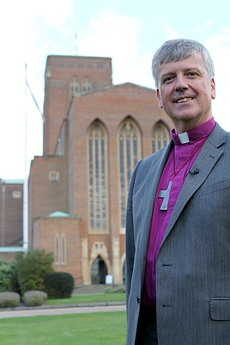 Bishop of Guildford - Andrew Watson