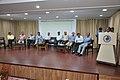 Anil Shrikrishna Manekar Speaks - Ganga Singh Rautela Retirement Function - NCSM - Kolkata 2016-02-29 1518.JPG