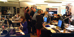 The Animation Workshop - A character animation class at the Animation Workshop