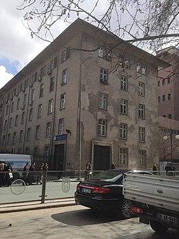 Ankara sosyal bilimler üniversitesi yerleşkesi
