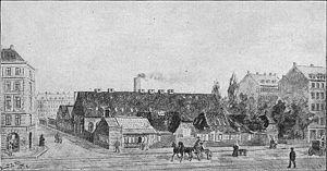 Blågårds Plads - Anker Heegaard's iron foundry