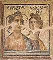 Antakya Archaeology Museum Eurotas and Lakedemona mosaic sept 2019 5938.jpg