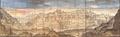 Anthonis van den Wijngaerde (1565) Cuenca.png