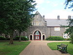 Anthony Hopkins Centre (former stable block of Cardiff Castle).JPG