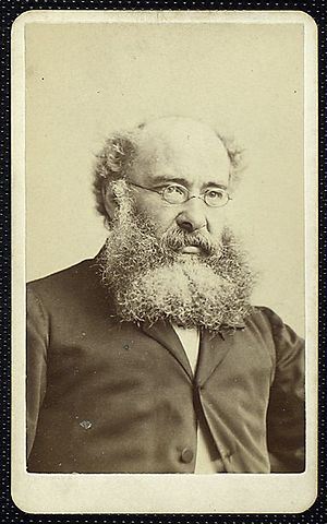 English: Anthony Trollope