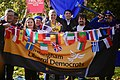 Anti-Brexit march, London, October 19, 2019 06.jpg