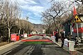 Anti-COVID19 border control at Dongshan, Junzhuang, Mentougou (20200218141009).jpg