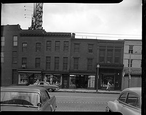 Howard Street (Baltimore) - Antique Row 895 N. Howard Street