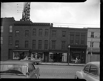 Howard Street (Baltimore) - Antique Row 895 N. Howard Street