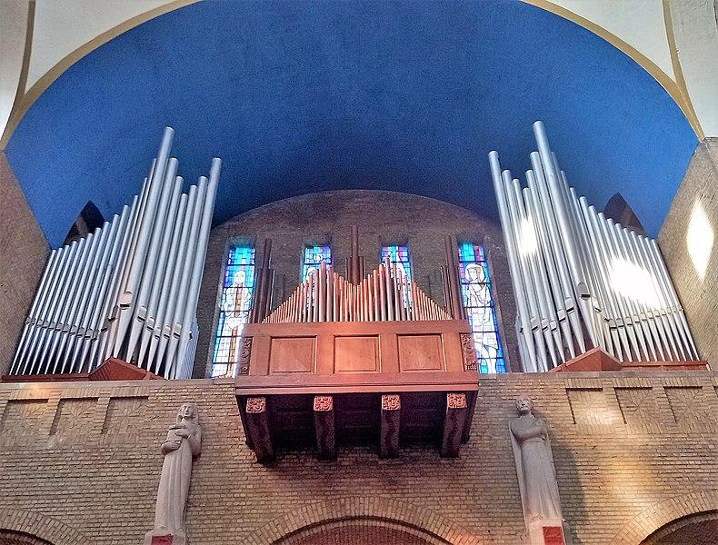 Datei:Antwerpen-Kiel, Christus-Koning (Klais-Orgel, Prospekt) (4).jpg