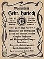 Anzeige Warenhaus Gebr. Hartoch, 1902.jpg
