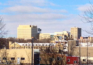 Appleton Skyline, December 2012.JPG