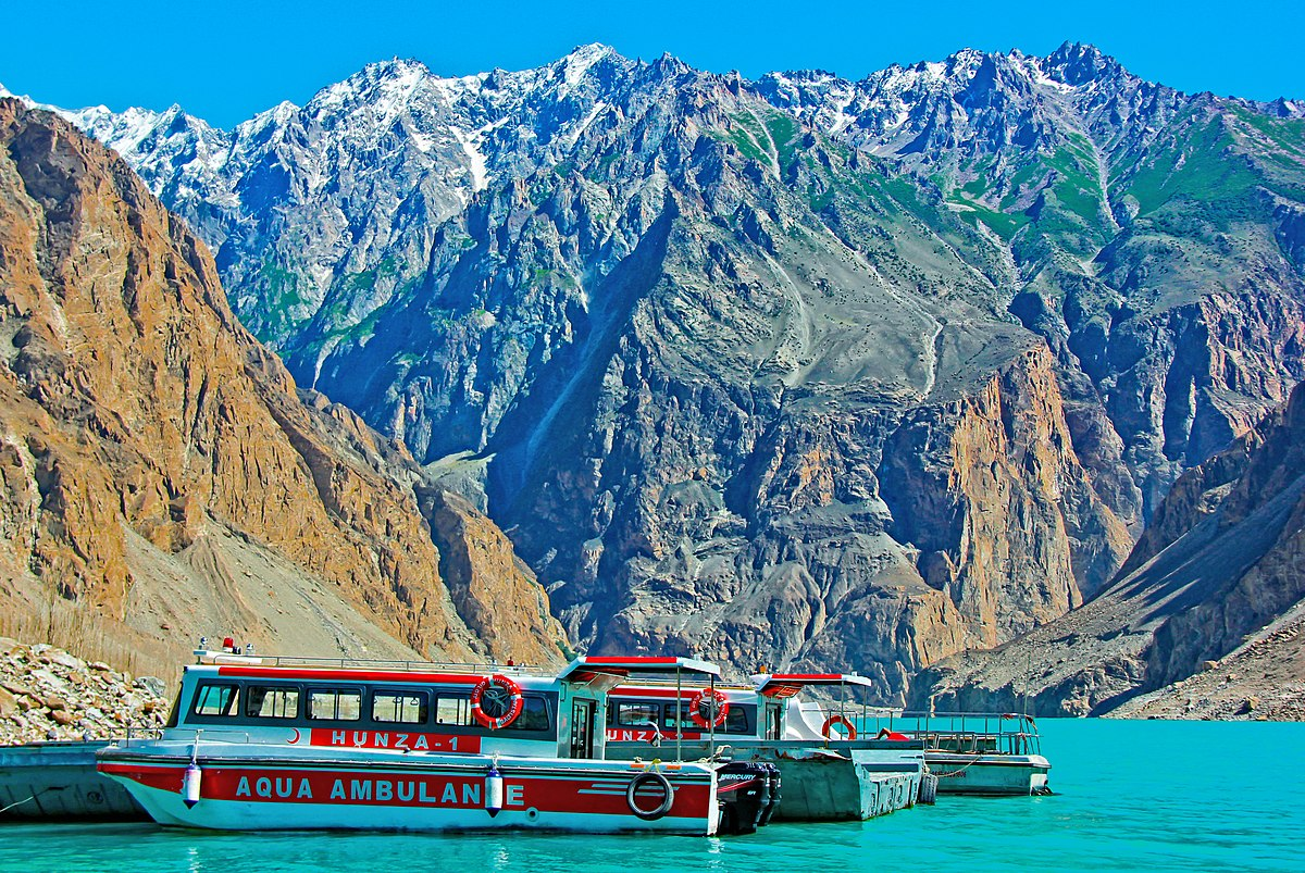 Gilgit-Baltistan - Wikipedia