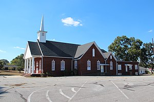 Aragon Baptist Church, October 2016.jpg