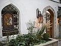 Archways, St Elthelburga's Churchyard, Bishopsgate EC2 - geograph.org.uk - 1571132.jpg