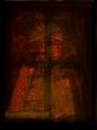 Arcimboldos Bibliotekarien genomlyst med originalbild - Skoklosters slott - 97133.tif