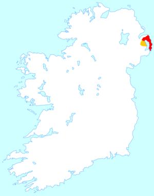 Ards Peninsula - Image: Ards Peninsula
