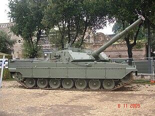Mezzi dell 39 esercito italiano wikipedia for Ariete evo 2 in 1