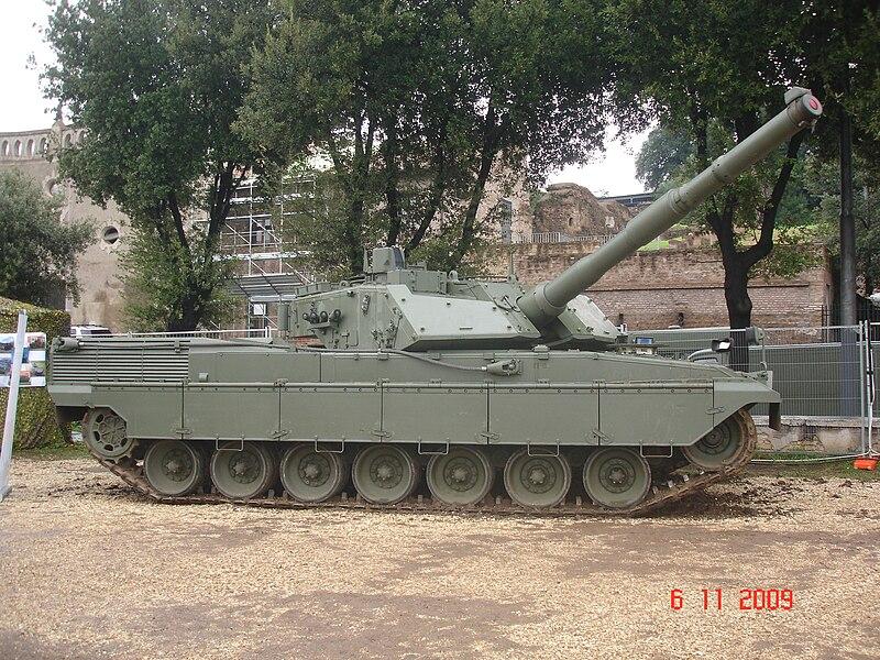 File:Ariete tank.JPG