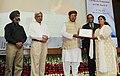 Arjun Ram Meghwal distributed the certificates, at the Valedictory Ceremony of IICA Certificate Programme (ICP) in Corporate Social Responsibility (CSR), at Gurugram, Haryana (2).jpg