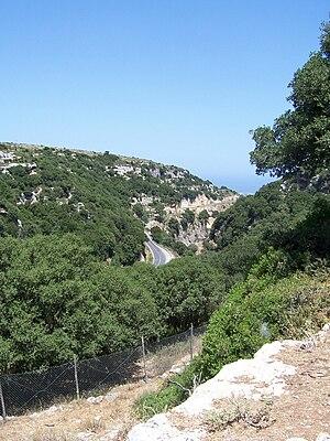 Arkadi Monastery - Arkadi Gorge