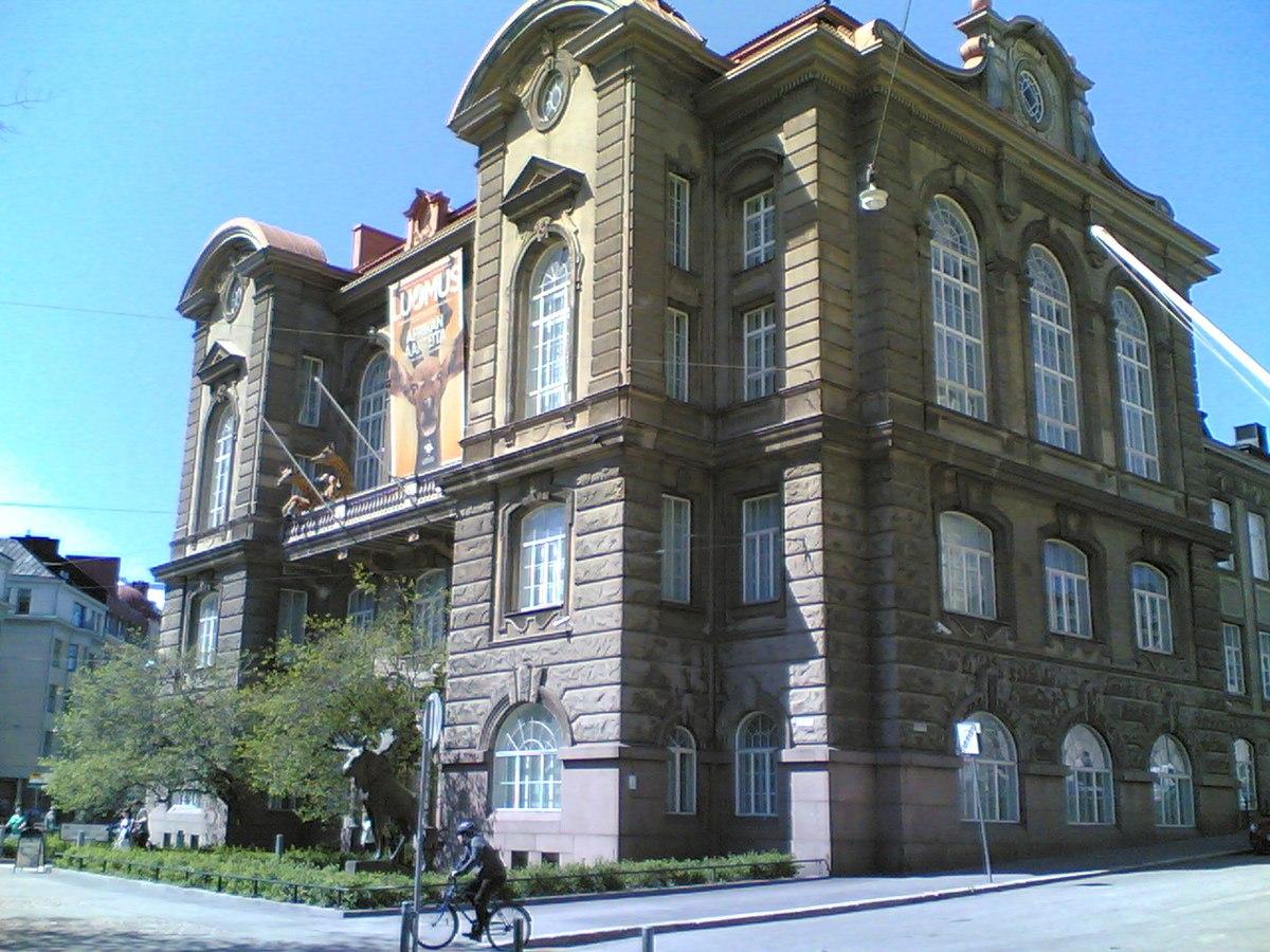 Naturhistoriska Museet Helsingfors