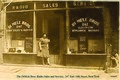 Armand in front of the DiMele Radio Store (5 years old).jpg