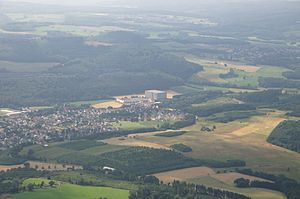Müschede - Image: Arnsberg Müschede Wepa Werk Sauerland Ost 819 pk