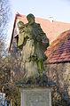 Arnstein, Gänheim, Mühlbachbrücke, Nepomuk, 002.jpg
