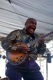 Arthur Adams (singer) American blues musician